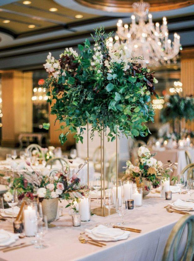 Full Service Wedding Floral Design
