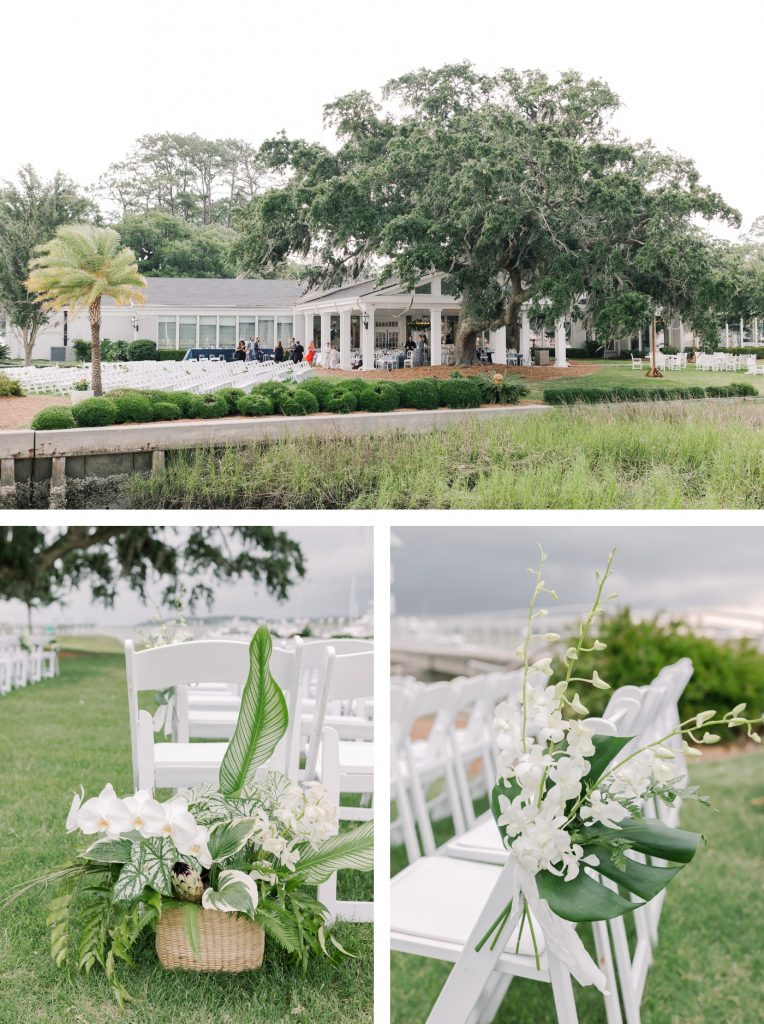 Luxury wedding design and planning by Design Studio South