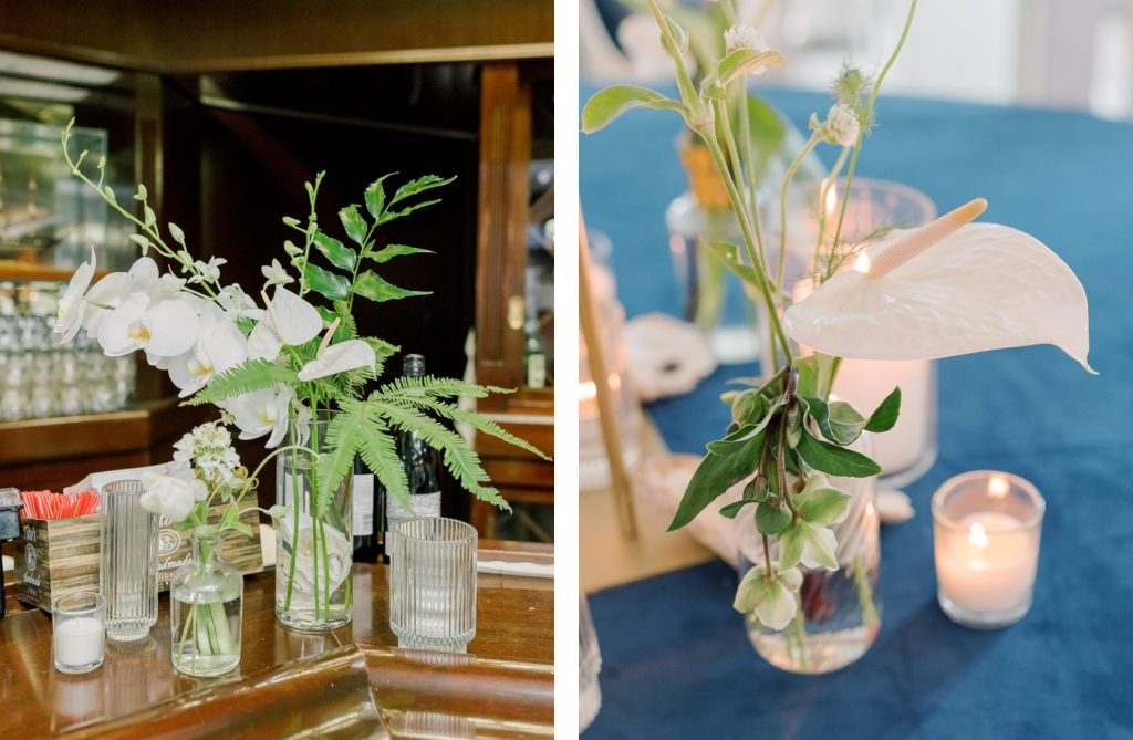 Luxury wedding flowers by Gray Harper